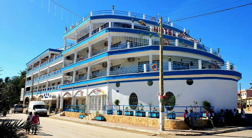 Hotel Amazone Toliara, Madagascar - Tarifs - Agoda.com