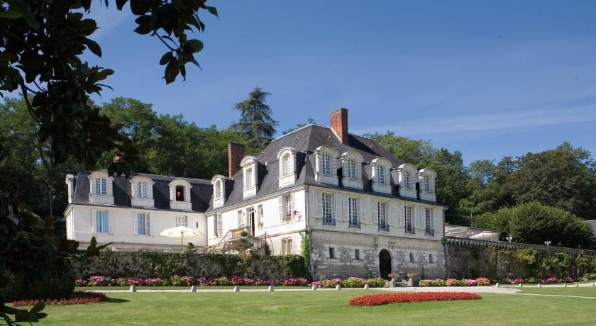 Hotel The Originals Château de Beaulieu et Magnolia Spa