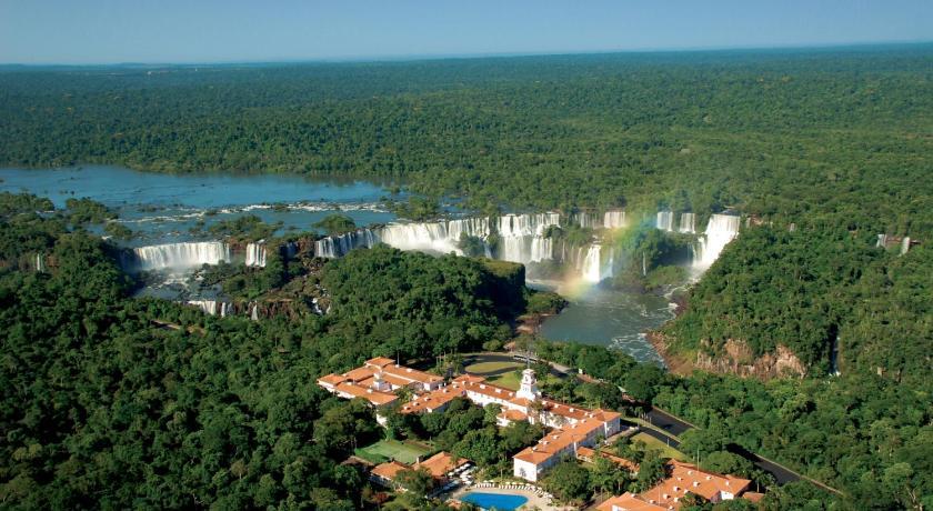 Best time to travel Brazil Belmond Hotel das Cataratas