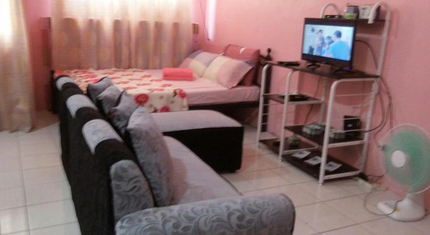 Blessed Studio Type Condo Unit Near Enchanted Kingdom Entire Apartment Laguna Deals Photos Reviews