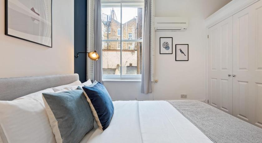 Stunning 1 Bed Apt, Sleeps 4 nr Central London