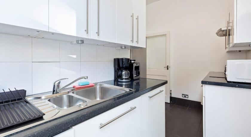Appartement Stunning 1 Bed Apt, Sleeps 4 nr Central London