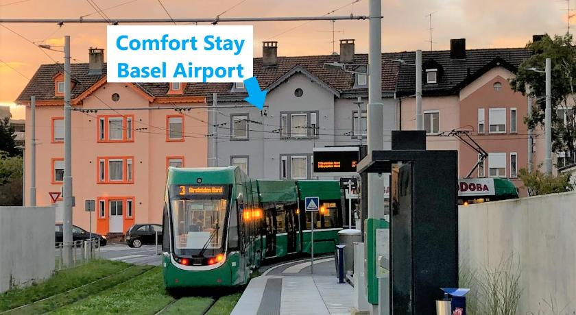 Comfort Stay Basel Airport 1B46