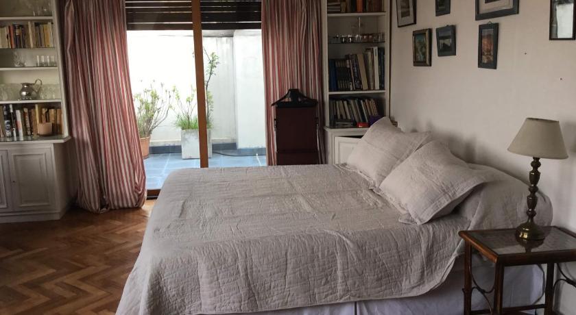Belgrano Av Libertador Vista Al Rio Con Terraza Apartment