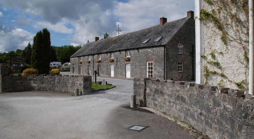 Parking is tough - Review of Rock of Cashel, Cashel, Ireland