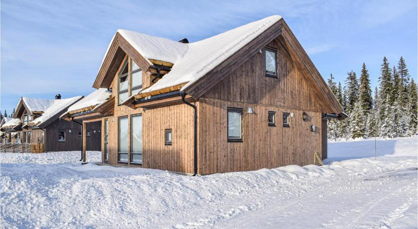 Stunning home in Sjusjøen w/ Sauna and 3 Bedrooms