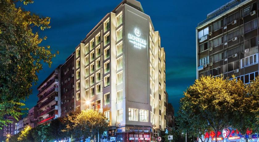 ad Imperial Plus Hotel Thessaloniki ⭐⭐⭐⭐