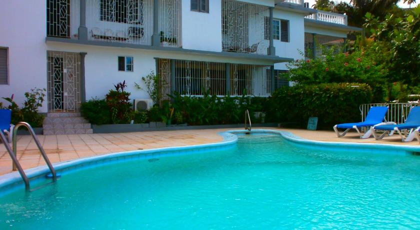 Best time to travel Jamaica Palm View Guest House