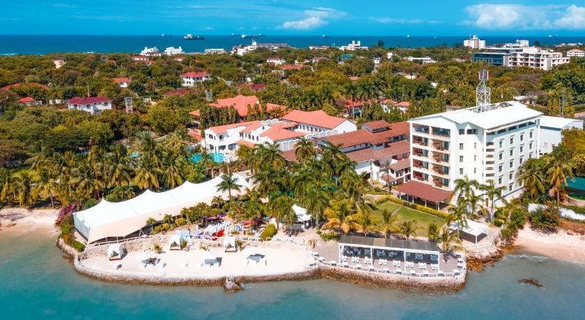 Best time to travel Dar es Salaam Best Western Coral Beach Hotel