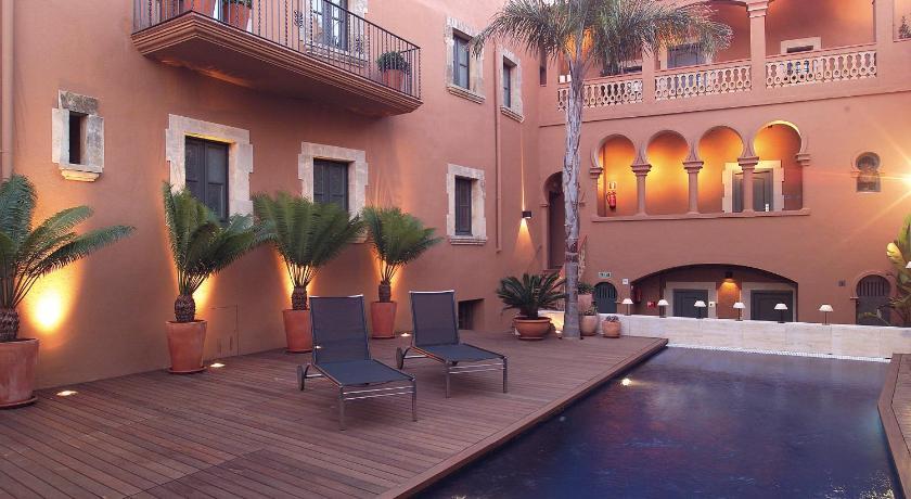 boutique hotels tarragona provinz  1