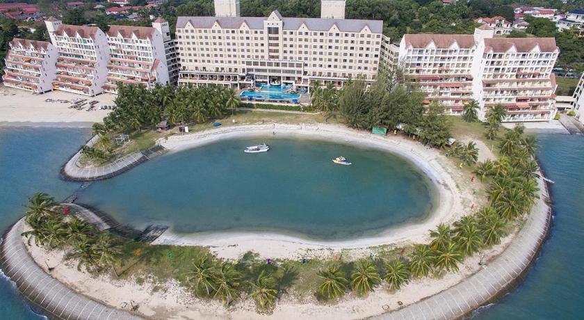 Apartment 2 Bedrooms Corus Paradise Resort Port Dickson Prices Photos Reviews Address Malaysia