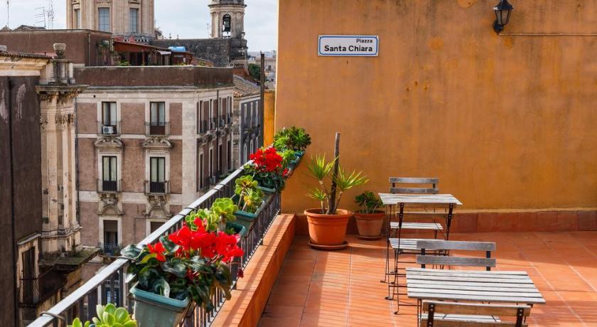 Terrazza Santa Chiara In Catania Room Deals Photos Reviews