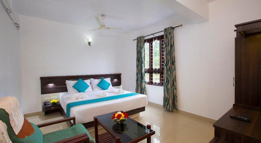 Deluxe Double Room Munnar Green Resorts