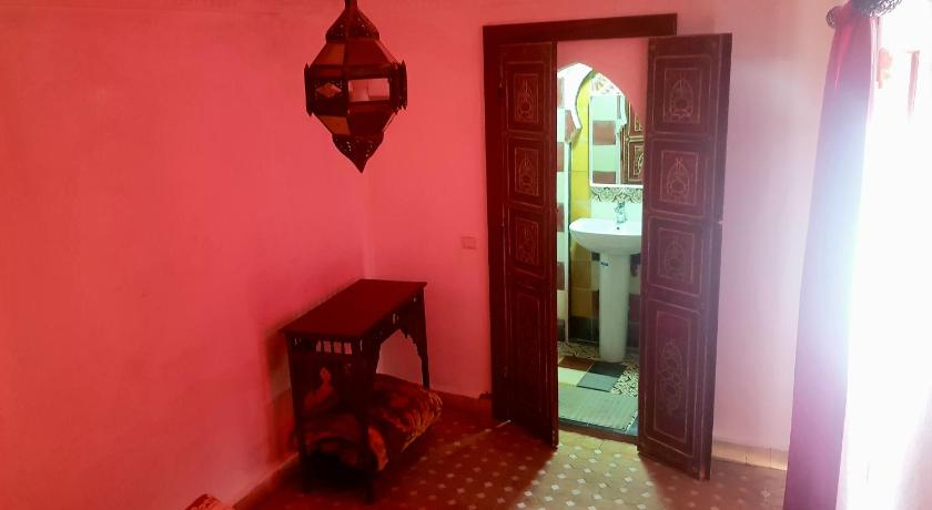 Double Room The Riad Hostel Tangier
