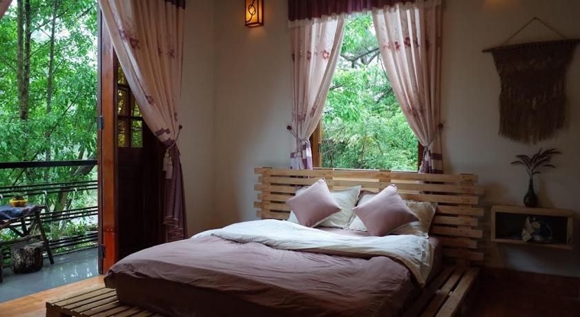 Sum Villa Homestay Mang Den