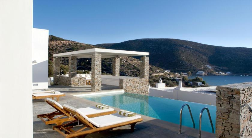 Best time to travel Sifnos Elies Resorts