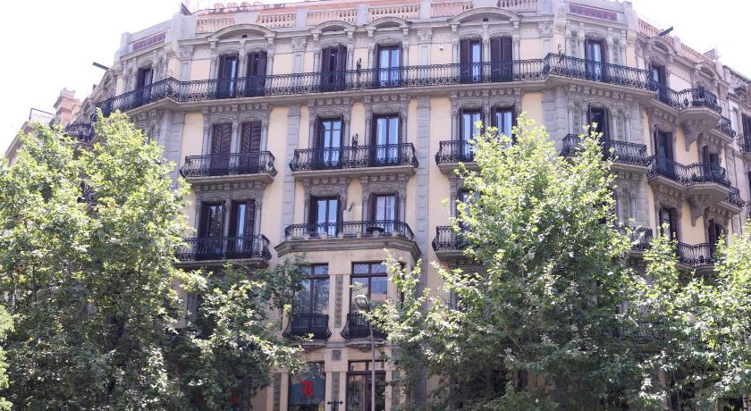 BCN Rambla Catalunya Apartments - Barcelona
