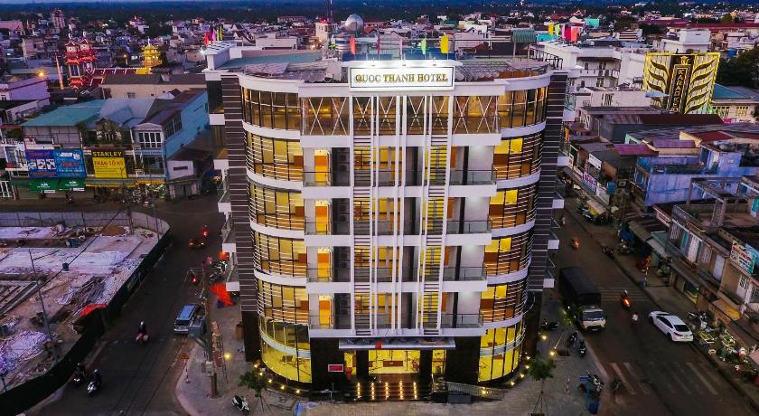 Quoc Thanh Hotel In Huyen Long Khanh Room Deals Photos Reviews