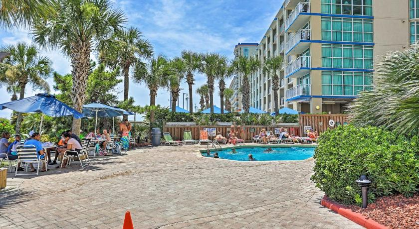 Myrtle Beach Resort Condo W Pools