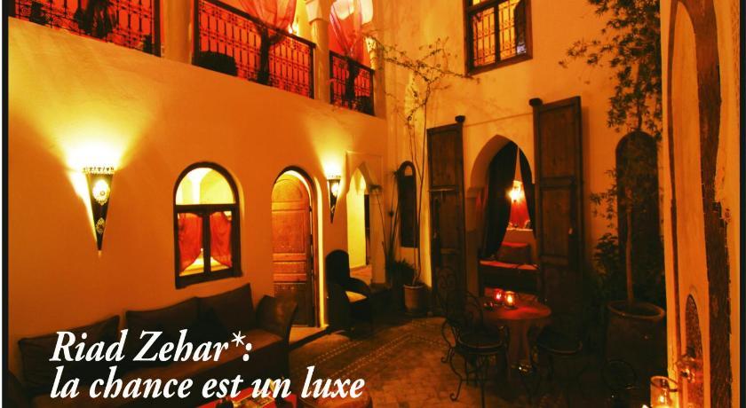 Best time to travel Morocco Riad Zehar