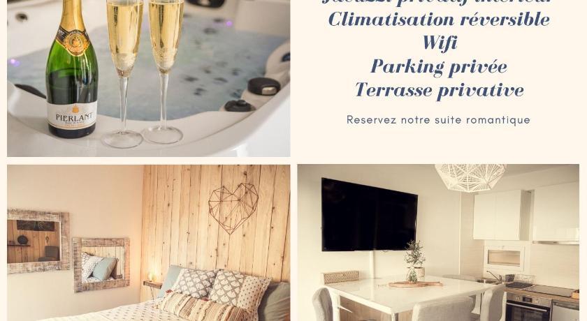 Suite Avec Jacuzzi Privatif Barcares Plage Prices Photos Reviews