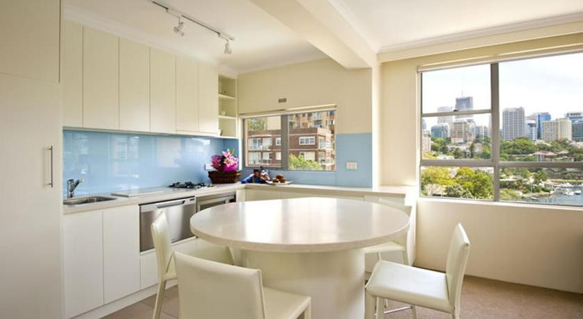 Harbourside Apartments 2a Henry Lawson Avenue Sydney