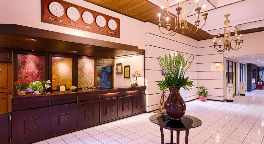 Hotel Sahid Montana Malang Jl Kahuripan No 09 Malang