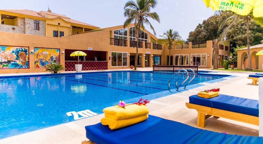 Tropic Garden Hotel In Fajara Room Deals Photos Reviews