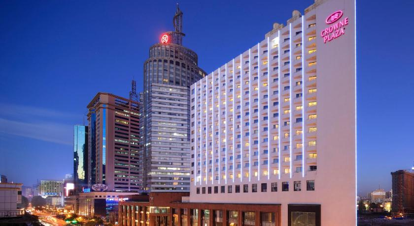 Best time to travel China Crowne Plaza Kunming City Centre