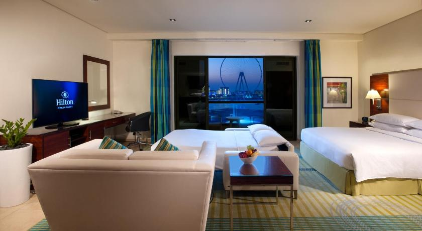 Rooms at The Hilton Dubai   The Vacation Builder