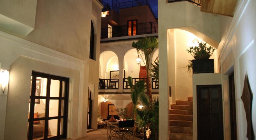 Best time to travel Morocco Riad Dar Nimbus