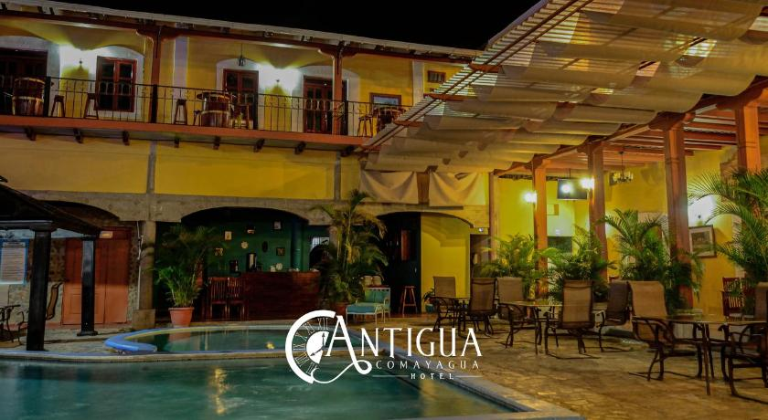Best time to travel Comayagua Hotel Antigua Comayagua