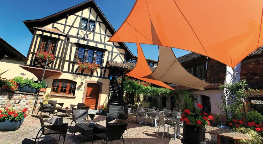 Hotel - Restaurant Le Cerf & Spa
