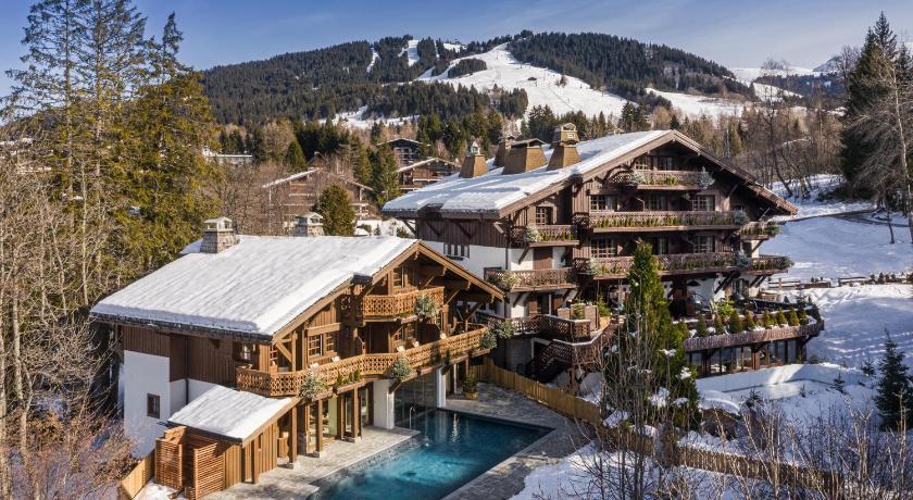 Les Chalets du Mont d'Arbois Megeve, a Four Seasons Hotel
