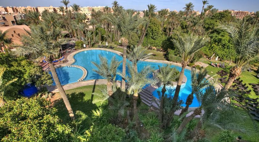 Best time to travel Marrakesh Hôtel Marrakech Le Semiramis