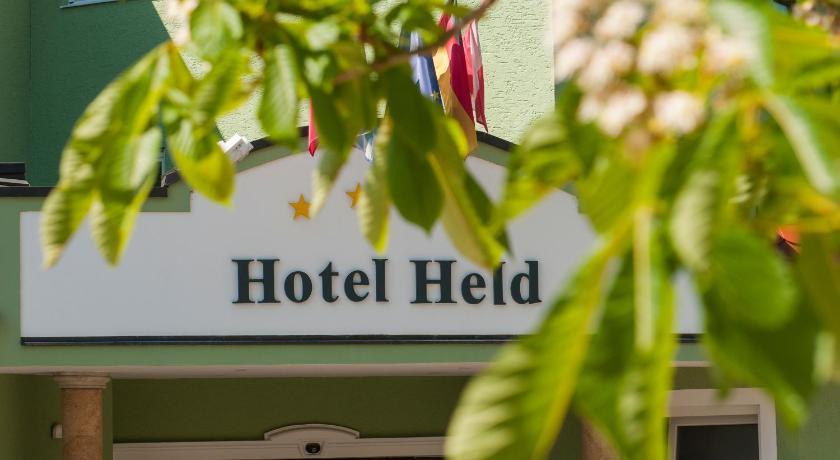 hotel held irl
