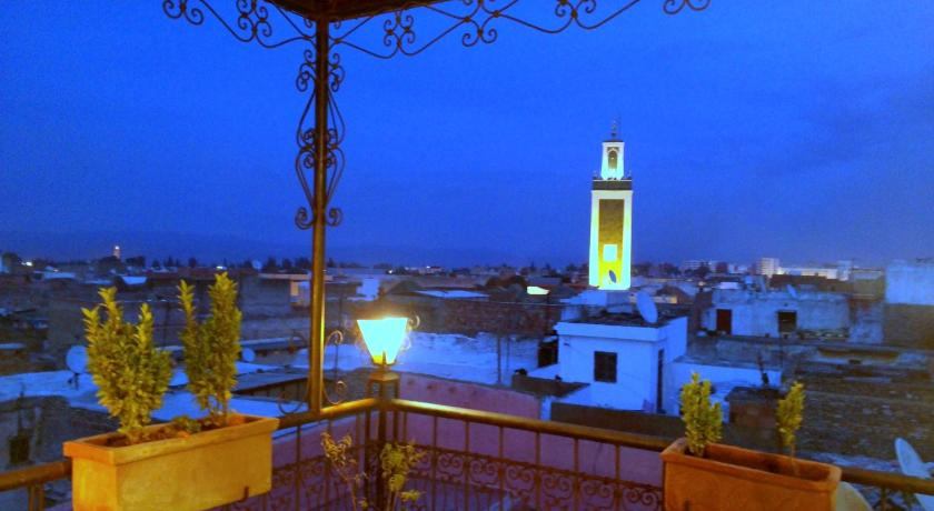 Best time to travel Morocco Riad Benchekroun
