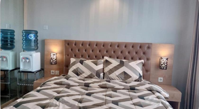 Fasilitas kamar Channel Stay @ Bogor Icon Apartment