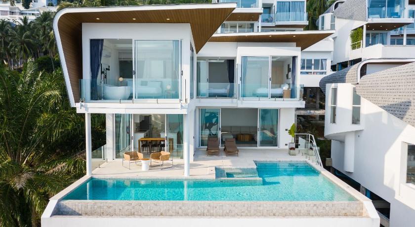 Villa Mercury Amazing Sea View 3BR Private Pool