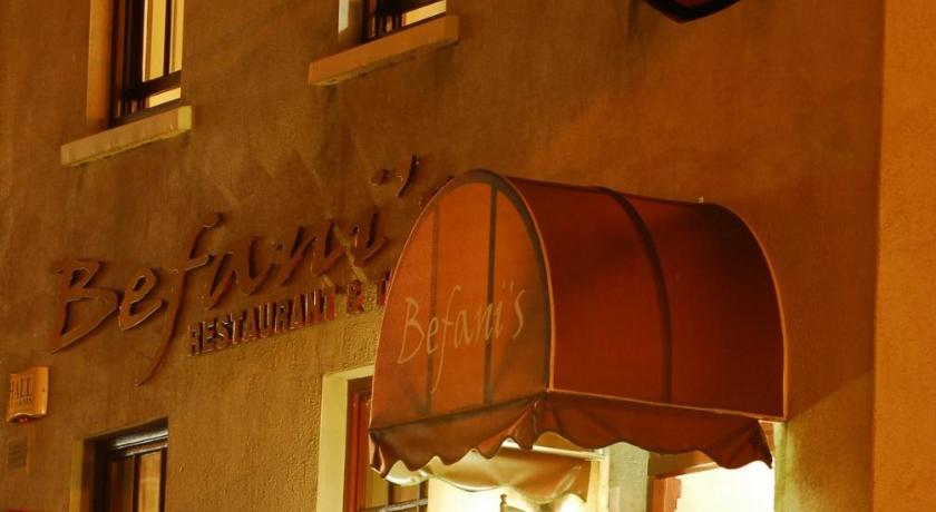 More about Befani's Mediterranean Restaurant & Townhouse
