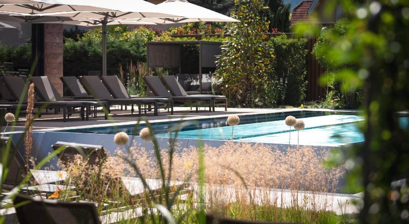 Le Parc Hôtel, Restaurants & Spa