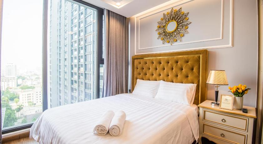 22HOUSING - VINHOMES METROPOLIS - One Bedroom Apartment