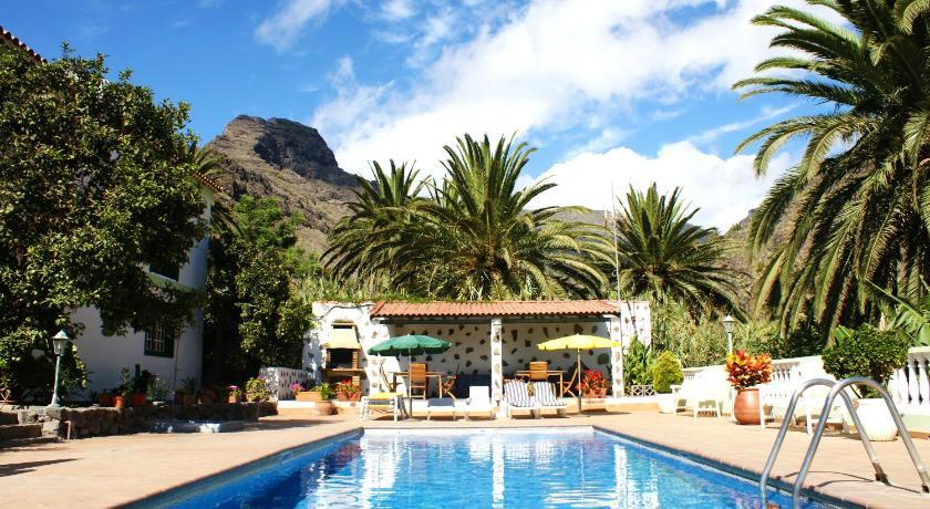 Best time to travel La Gomera Apartamentos Nelly