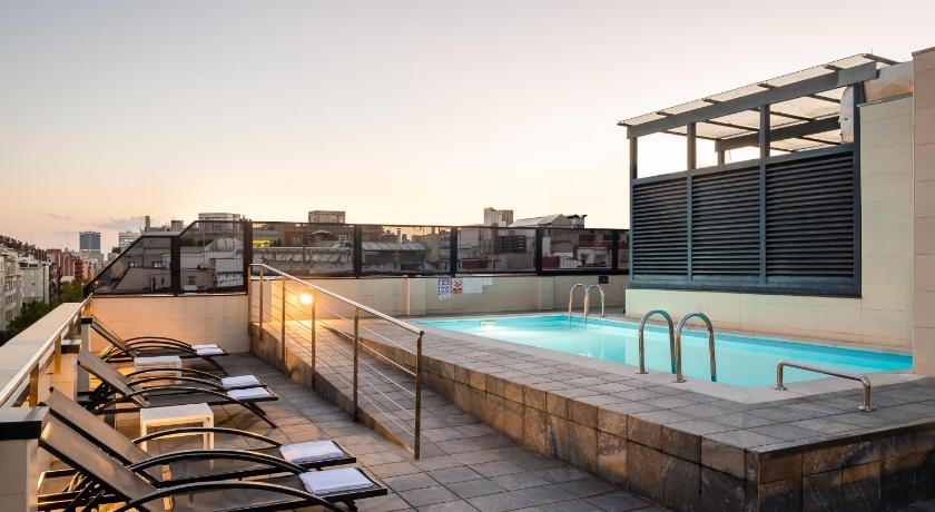 Sunotel Club Central - Barcelona