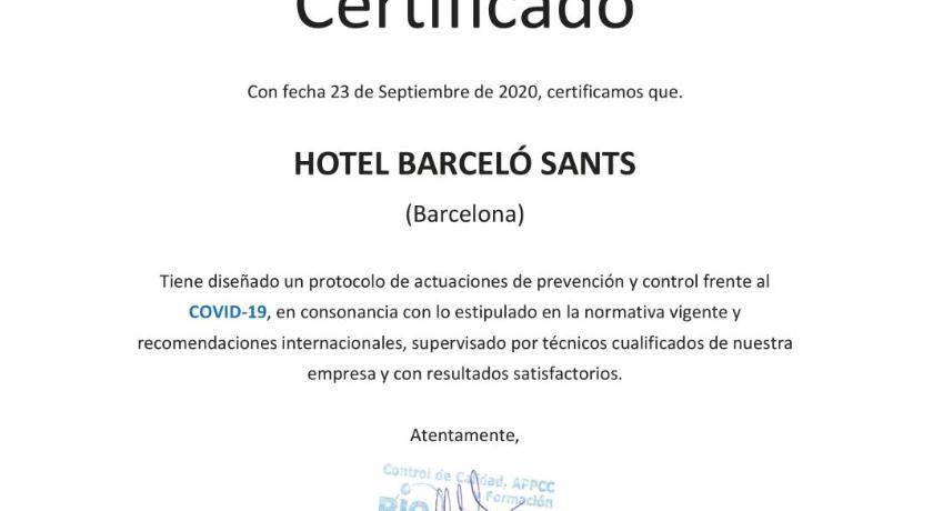 Barceló Sants - Barcelona