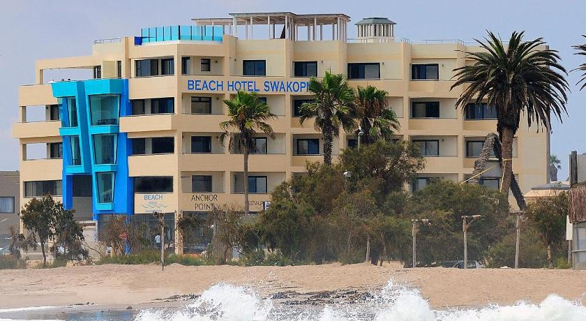 Best time to travel Namibia Beach Hotel Swakopmund