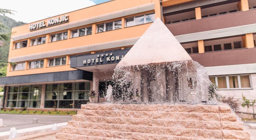 Garden City Hotel Konjic Prices Photos Reviews Address Bosnia And Herzegovina