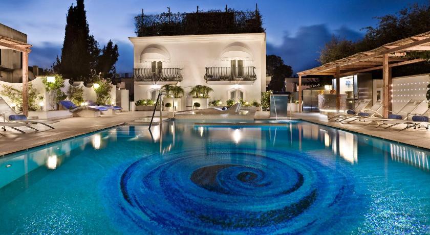 Best time to travel Salerno Meliá Villa Capri Hotel & Spa - Adults Only