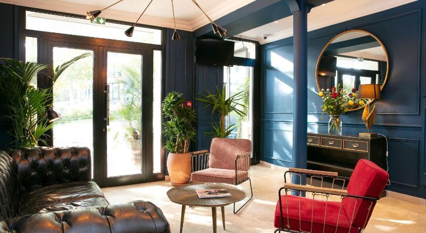 Le Grand Albert 1er Hotel Maisons Alfort Deals Photos Reviews