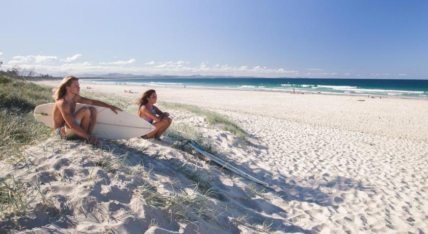 海灘背包客旅館